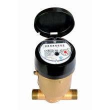 Compteur d'eau en plastique volumétrique à Piston (PD-DDC-H-LXHT-8 + 1)