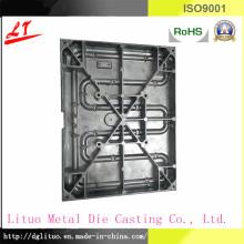 Painel de aquecimento de liga de alumínio durável e estável
