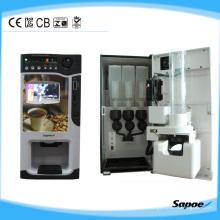 Mejor todas las monedas reconocen las máquinas expendedoras automáticas del LED