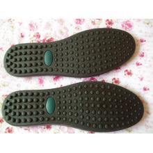 Neue Leder Schuhe Sohle Freizeitschuhe Sole Wear-Resisting Gummisohle (YX01)