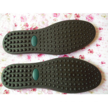 New Leather Shoes Sole Leisure Shoes Sole Wear-Resisting Rubber Sole (YX01)