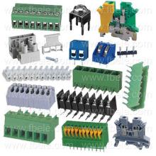 Bloque de terminales de bloque de barrera (FB127, FB128, FB500)