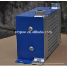 Resfriador de óleo hidráulico para máquina de moldagem por injeção vertical