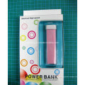 Factory Custom Plastic Box for Power Bank (HH027)