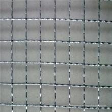 Elctro Galvanized Decoration Malla de alambre prensada