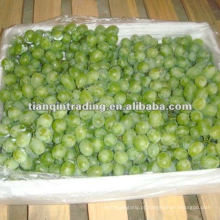 uva verde fresca