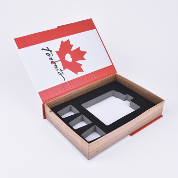 Custom Luxury Perfume Cigarette Folding Paper Box