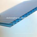 hochwertige Glasfaser-Dachpaneele Treibhaus-Wandplatten