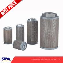 Filtre à huile de marque de SBM de vente chaude pour le sable faisant la machine