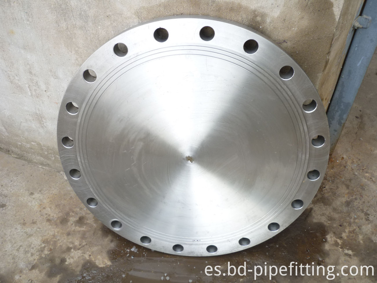 150# - ANSI, Stainless Steel Blind Flange
