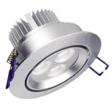 Dimmable Epistar Iluminación LED Downlight LED