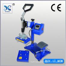 Cap & Label Heat Transfer Press Machine Cp3815