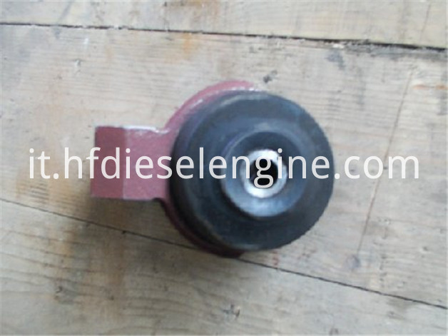 FL511 engine mounting 2