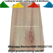 electrostatic spray sublimation heat transfer base primer powder coating