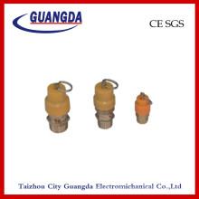 Предохранительный клапан на воздушном компрессоре