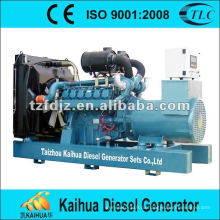 Турбина 500kw дизель-генератор Doosan проводит набор