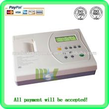 Drei-Kanal-EGC-Maschine Automatische Analyse der digitalen EKG-Maschine (MSLEC03)