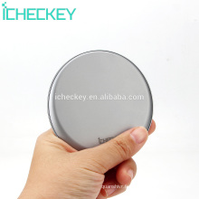vente chaude à la mode sans fil pad station de téléphonie mobile accessoires qi chargeur sans fil chargeur de téléphone