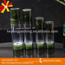 15ml 30ml 50ml 80ml bouteille de lotion acrylique sans air