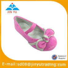 Rose Baby Won PU Shoe