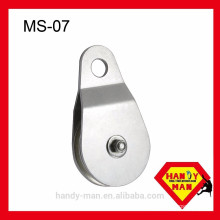 40kN Steel Zinc Plated Pulley