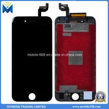 Pantalla LCD del teléfono móvil para iPhone 6s con pantalla táctil digitalizador con marco de metal