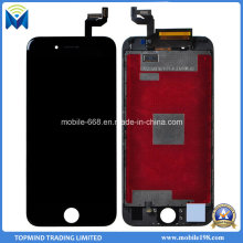 Écran d'affichage à cristaux liquides de téléphone portable pour l'iPhone 6s avec l'écran tactile de Digitizer avec le cadre en métal