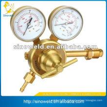 Regulador de gás com medidor
