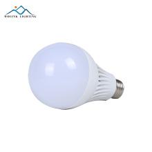 Konkurrenzfähiger preis 5 watt 7 watt 9 watt 12 watt 15 watt 18 watt energiesparende notfall smd 2835 e27 lampe led licht