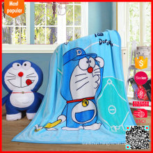 2017 New Style Custom Cute Cotton Knitted Baby blanket