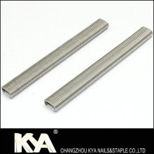 516ss100 Stainless Steel 304 Hog Ring Staples