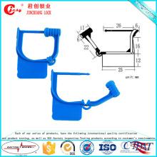 Selos de cadeado de plástico de alta segurança