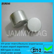 D40H10 imã de disco forte para parar o medidor