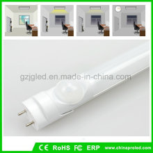 Promotion Free Logo Service LED PIR Sensor Tube LED Lampe