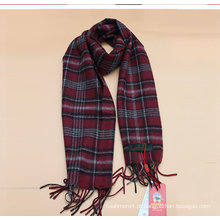 2122 -100% Caxemira / Iaque / Lã / Malha de Lã Qualidade Hight Lenços para Homem