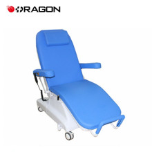 Cadeira elétrica do tratamento da diálise da doação de sangue DW-HE007