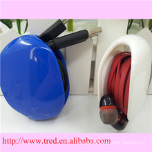 conveniently carry cable winders reels of cell phone charger/ earphone wire for travel