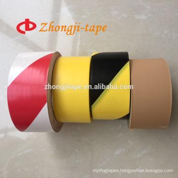 pvc barricade adhesive tape