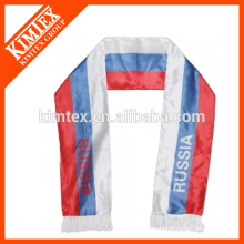 2015 Summer wholesale custom printing popular polyester scarf