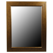 Golden PS Mirror Frame