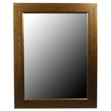 Marco de espejo de oro PS