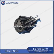Véritable Assy différentiel NKR 7:41 8-97076-937-0