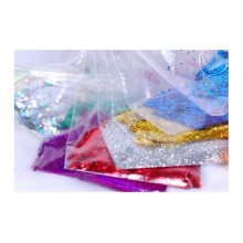 sparkling glitter powder for gift packaging
