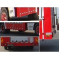 Dongfeng 7Ton new big real water fire trucks