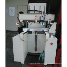 High precise run table flat screen printing press for sale(HS-600PX)