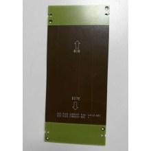 Placa de circuito flexível multicamadas
