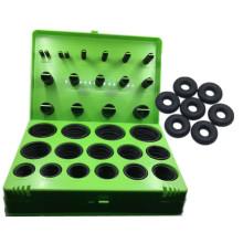 Gummi-O-Ring-Kit-Box verwendet in AC-System NBR Dichtungen O-Ringe für Autos und Kompressoren
