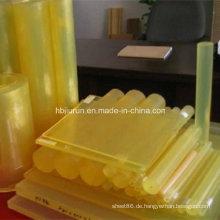 Gute Isolierung beständiges PU-Polyurethan-Blatt / Rod