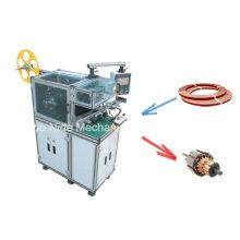 Máquina automática de inserción de cuña de armadura de herramientas eléctricas