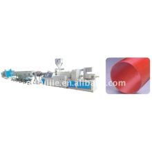 PVC-Rohr, die Maschinerie